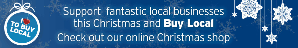 Support Buy Local at Christmas